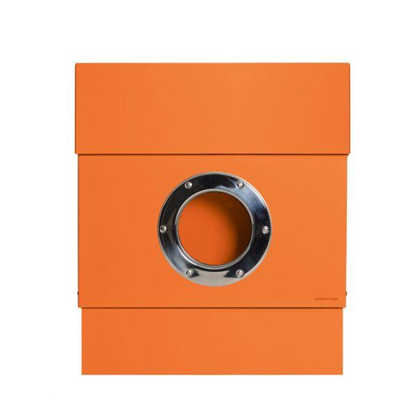 Briefkasten Letterman 2 Orange