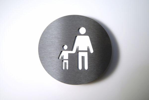 Piktogramm Adult / Child