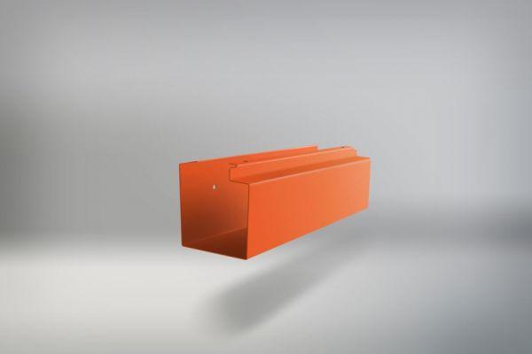 Zeitungsrolle Orange