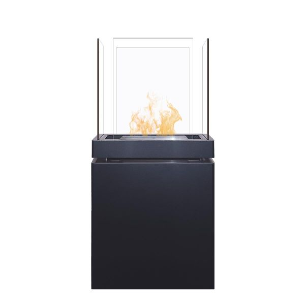 Ethanol Kamin Semi Flame Radius Design