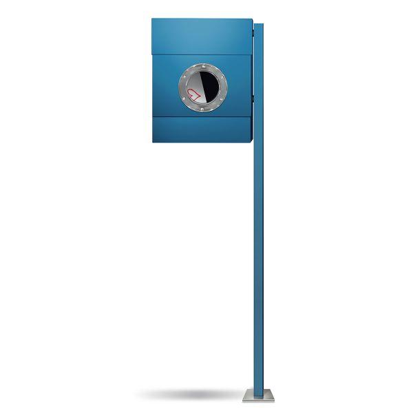 Standbriefkasten Letterman 2 Blau