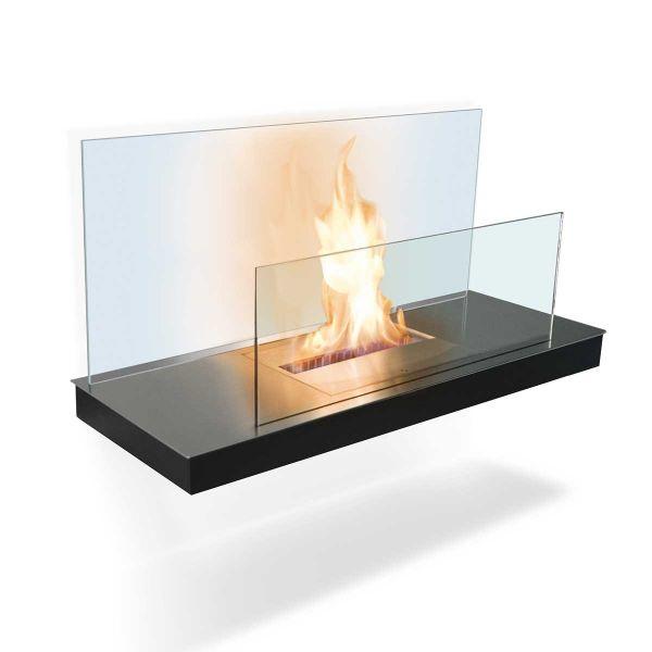 Ethanol Kamin Wall Flame 2 Radius Design