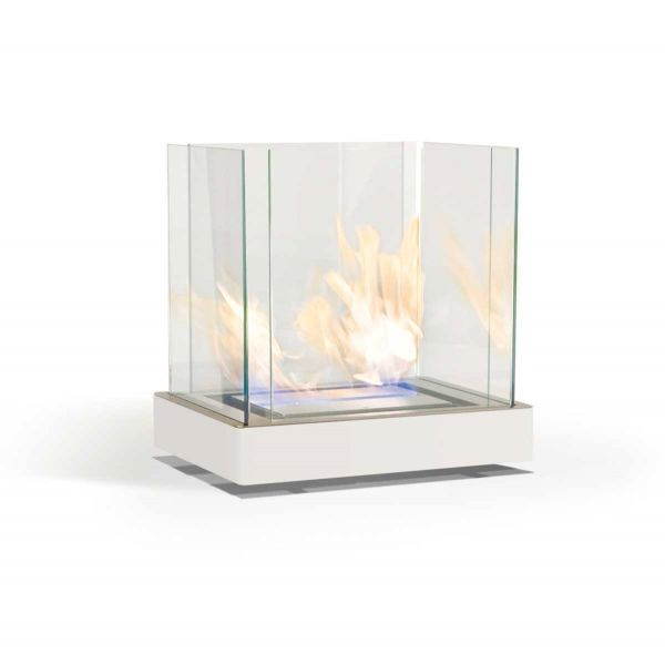 Ethanol Kamin Top Flame Radius Design