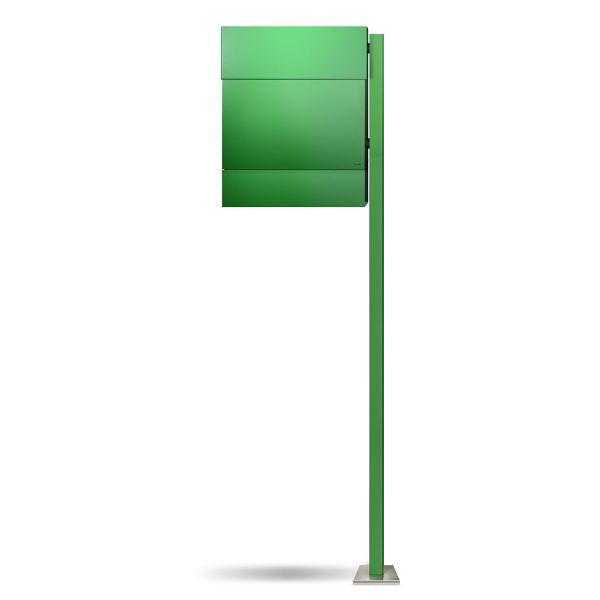 Letterman 5 Standbriefkasten Hellgrün