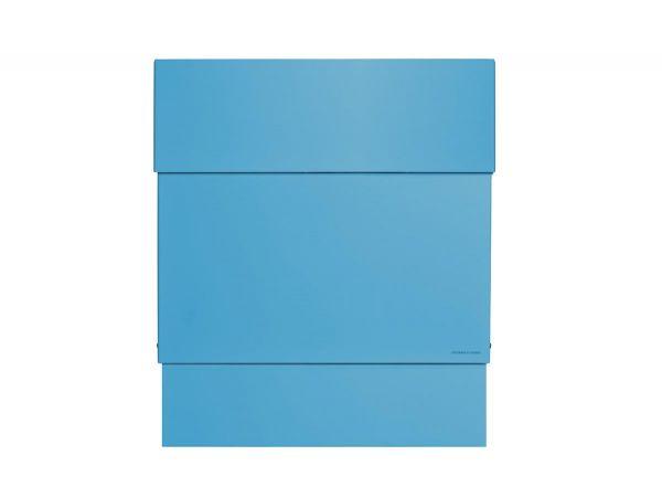 Briefkasten Letterman 5 Blau
