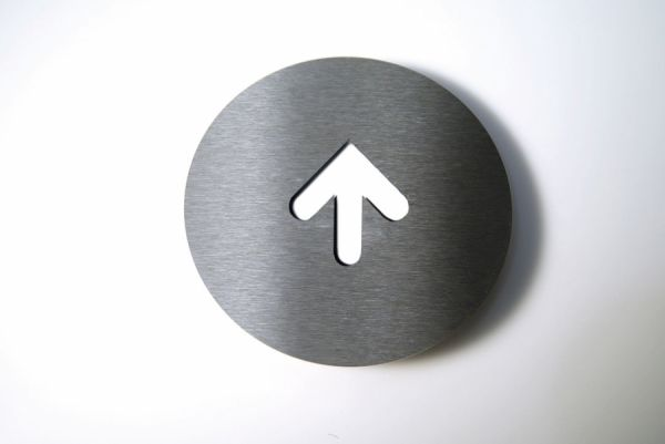 Piktogramm Up/Down