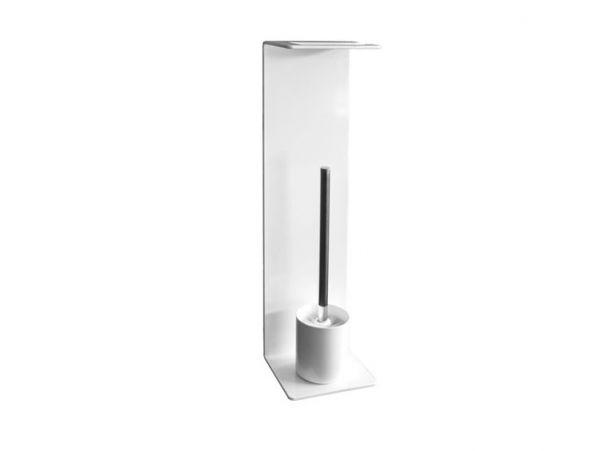 Toilettenbutler Puro Weiß
