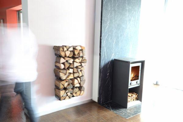 Wooden Tree Wand klein