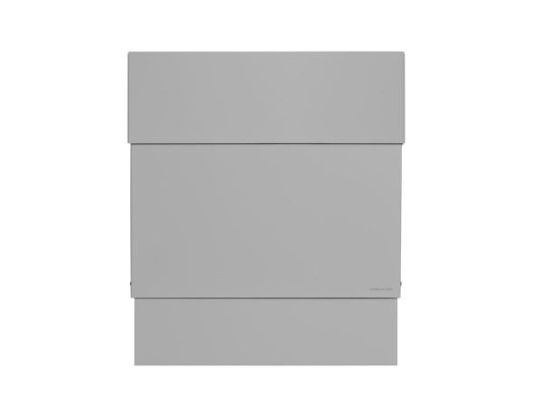 Briefkasten Letterman 5 Silber